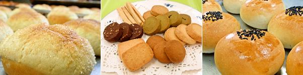 食パン・菓子パン・クッキー等お得なセット