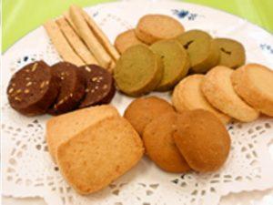 クッキー各種 画像
