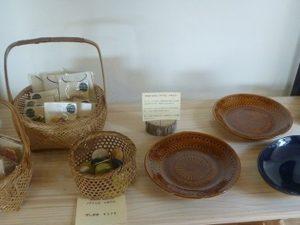 丸皿・箸置き 画像