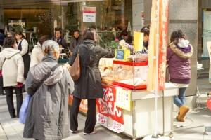 ビッグママの天ぷらパンは大人気