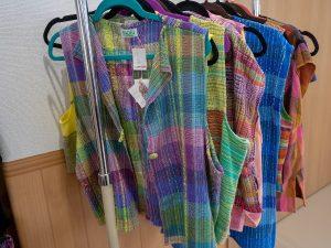 さおり織り製品